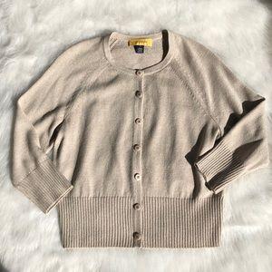 St John Wool Cardigan Size M